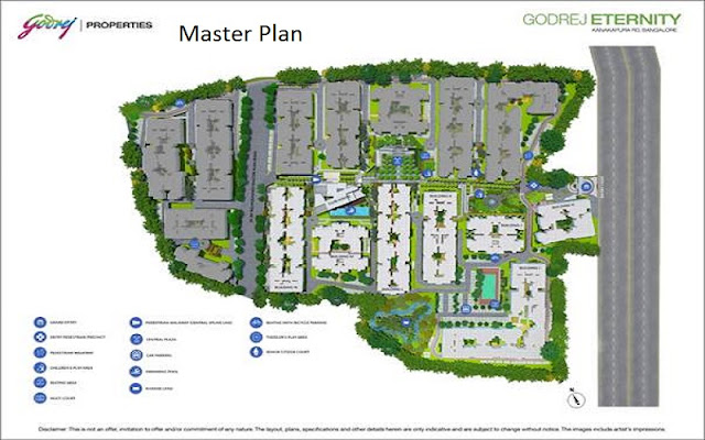 Godrej Eternity Master Plan