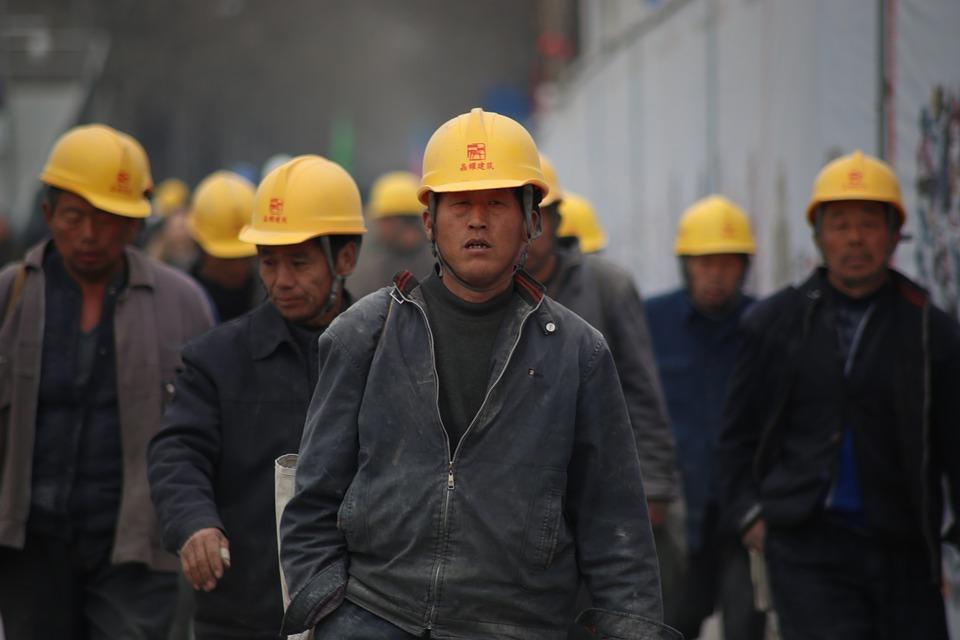Memperingati Hari Buruh Internasional