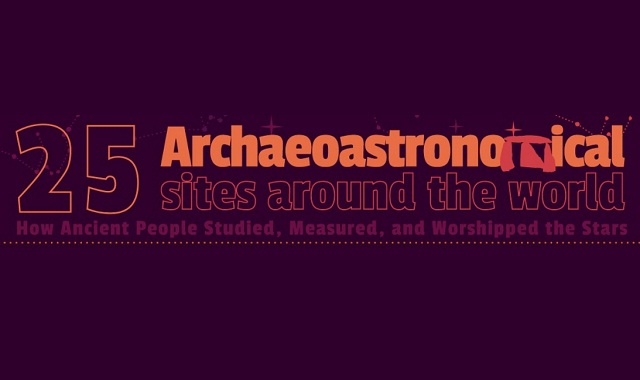 25 Archaeoastronomy Sites Around the World