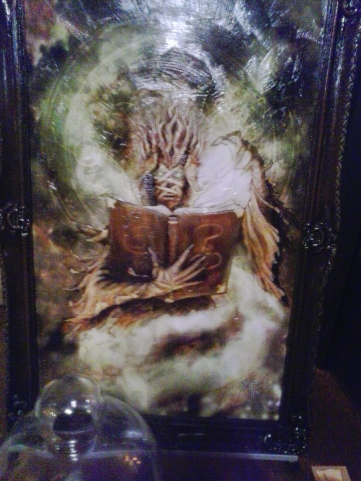 Dr  Gangrene's Mad Blog: H P  LOVECRAFT ART SHOW - Cthulhu