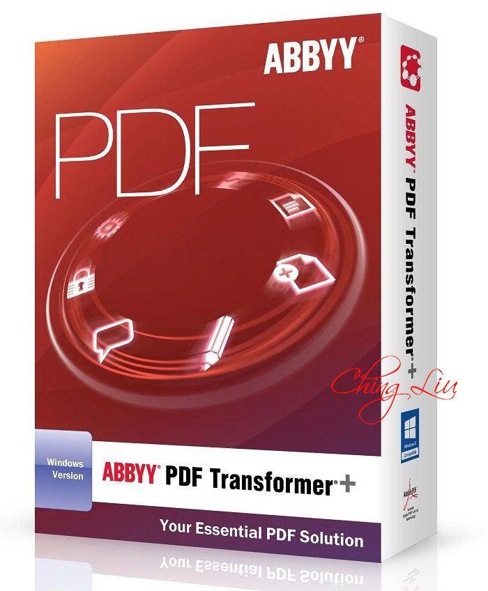 Abbyy Pdf Transformer + V12 Multilingual - Full
