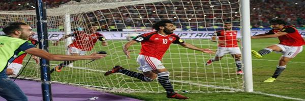موعد مباراة مصر وكولومبيا اليوم الجمعة 1-6-2018