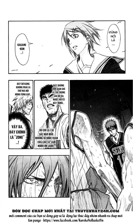 Kuroko No Basket chap 164 trang 2