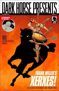 """Confirmada la fecha de lanzamiento de """"Xerxes: The Fall of the House of Darius and the Rise of Alexander"""" de Frank Miller"""