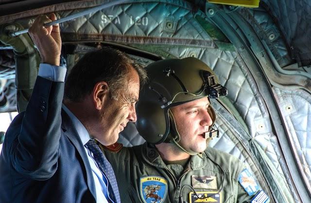 Αλεξανδρούπολη: Ενημέρωση ΥΕΘΑ για δραστηριότητες 101ης Αερομεταφερόμενης Ταξιαρχίας ΗΠΑ-Στρδο «Κανδηλάπτη» (11 ΦΩΤΟ)