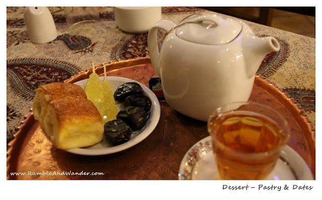 Iran: Getting Dizzi with Food - Dessert - Ramble and Wander