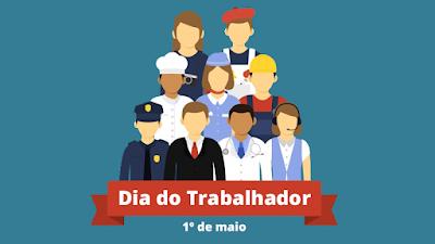 O Dia do Trabalho ou Dia do Trabalhador