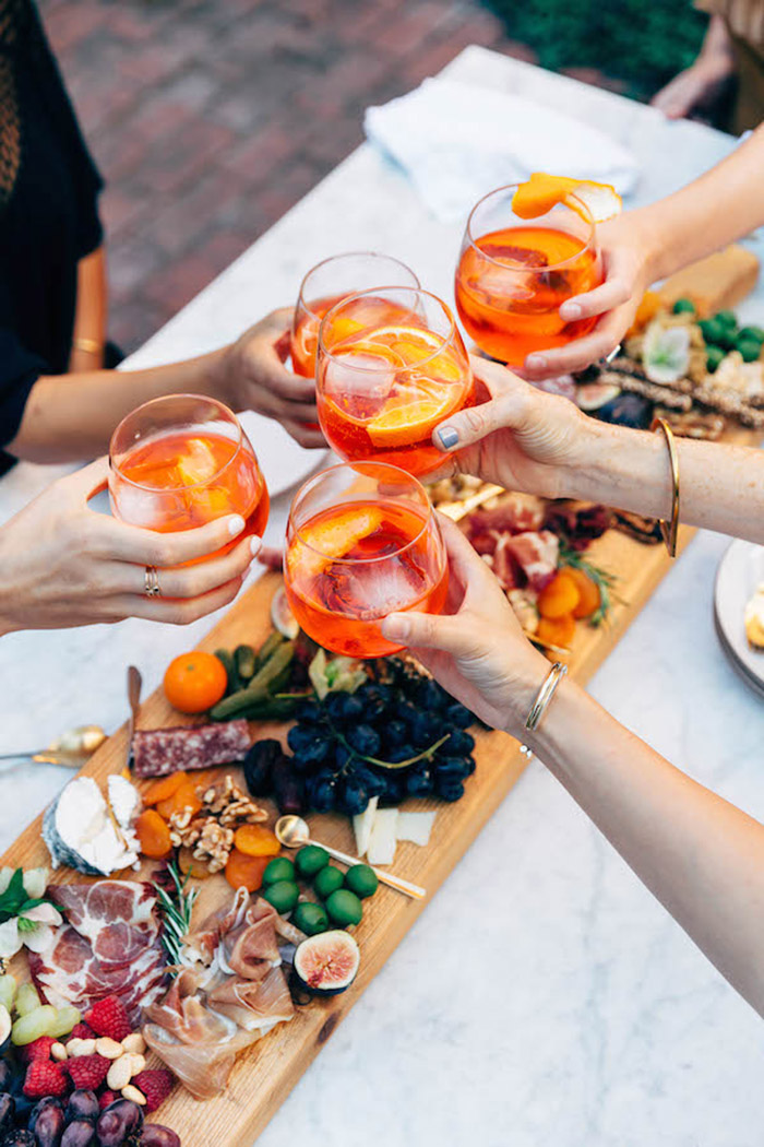 Friday cheers, coffee chats, lifestyle blog, lifestyle blogger, life catch up, aperol spritz, Friday finds, weekend reading, apt 34, life and links, life update