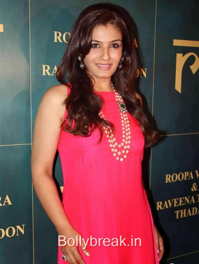 Raveena Tandon, RR Jewellery Line Launch