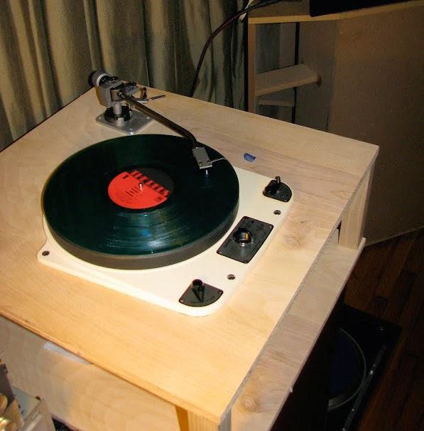 retro vintage modern hi-fi: Garrard 301