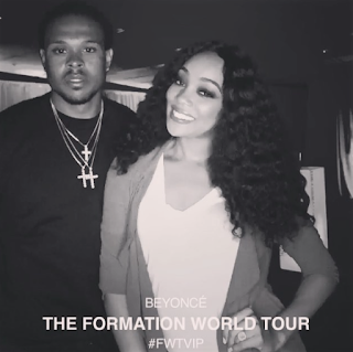 Monica and Shannon Brown Shut Down Rumors