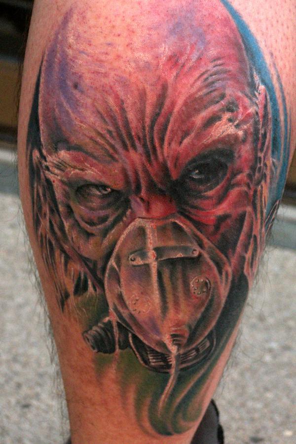 Satanic Tattoo: A ROB ZOMBIE FILM: DR. SATAN EXPOSED