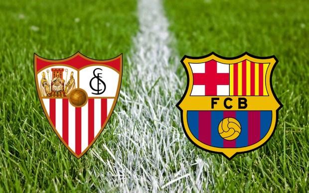 Sevilla vs Barcelona Full Match And Highlights