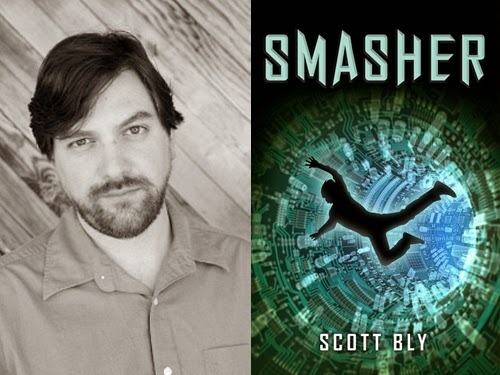 Scott Bly, author of Smasher