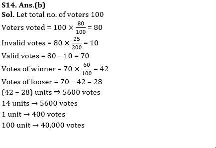 Percentage Questions for SSC CGL TIER-2 , SSC Stenographer & IB (ACIO) 2017_170.1