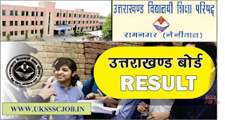 UK Board Result 2019 | Uttarakhand Board 10th, 12th Result 2019