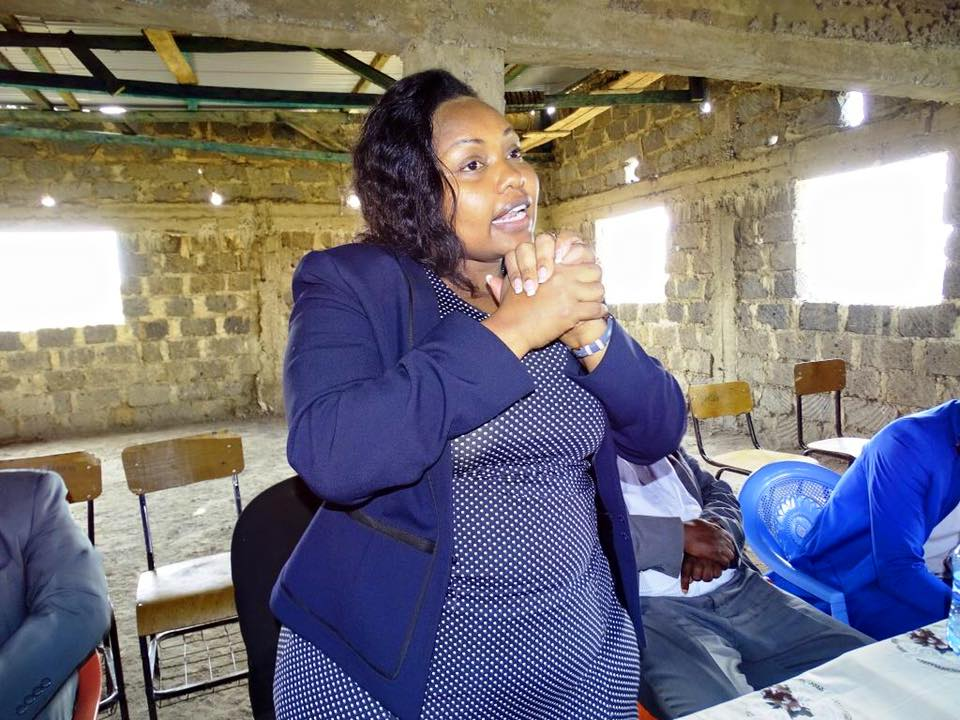 Millicent Omanga Pledges Her Support For Commercial Sex Workers
