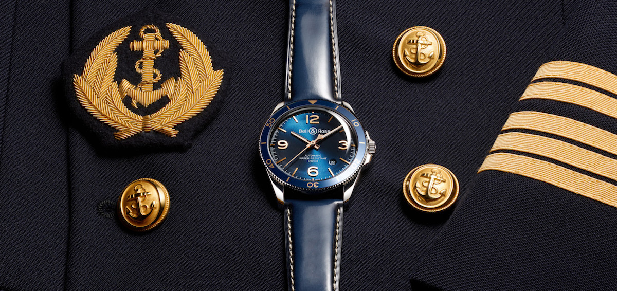 Bell & Ross's New Vintage V2- 92 & 94 Aeronavale Timepieces