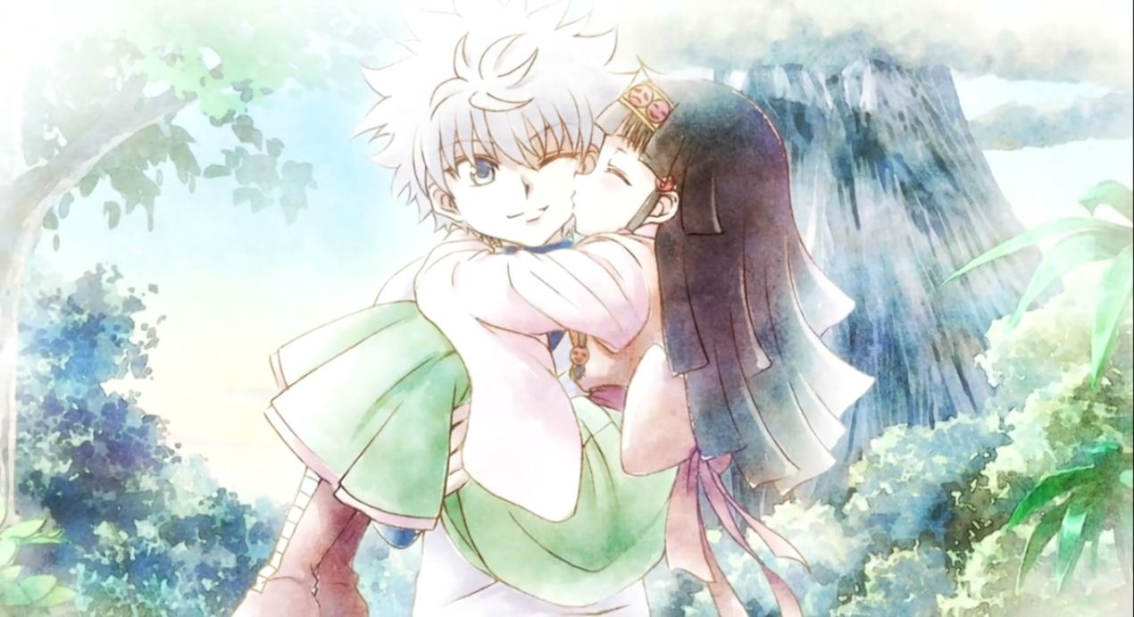 Killua Wallpaper Aiinshahri