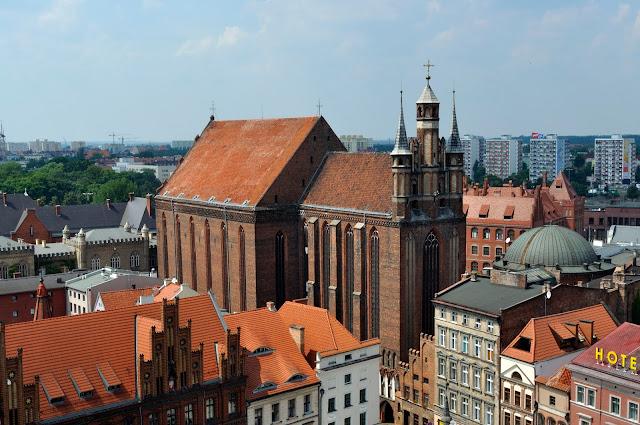 Kościół pw. Wniebowzięcia NMP i bł. ks. Stefana Wincentego Frelichowskiego