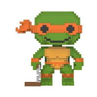 8-Bit Pop!: Teenage Mutant Ninja Turtles - Michelangelo