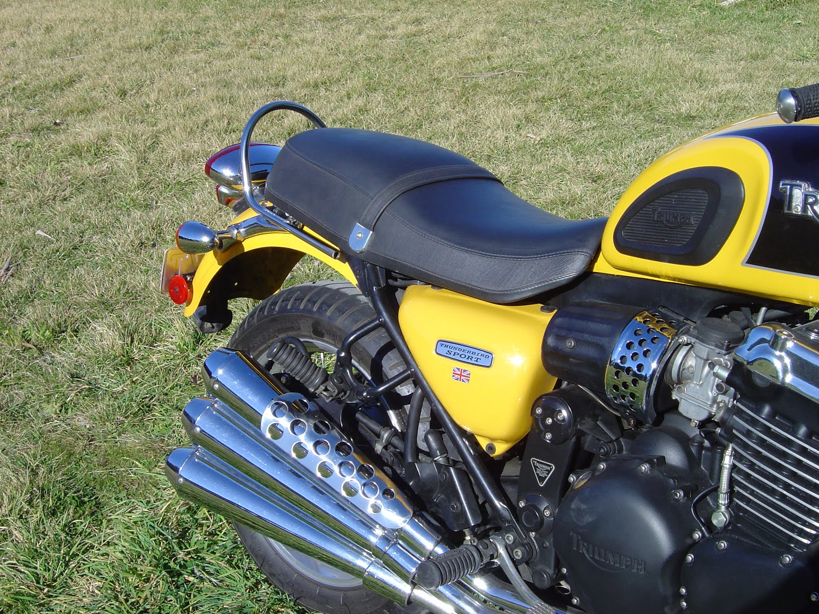 Custom and Chopper Motorcycles and Parts: Triumph ...
