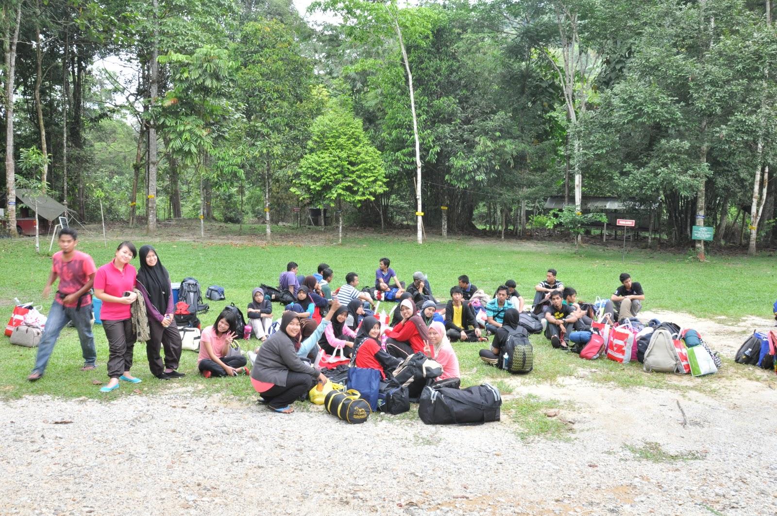 Bacelor Sains Taman Rekreasi