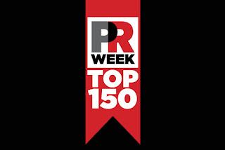 PR Week, PR Week 150, Technical PR agency