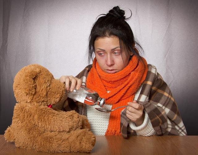 Chodź do kuchni! 5 domowych sposobów na przeziębienie