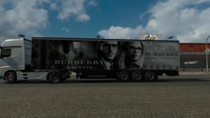 Burberry trailer mod