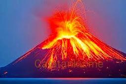 Banyak sejarah yang kelam, yang di hasilkan dari letusan gunung api aktif di indonesia.
