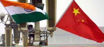 भारत+चीन+बैठक