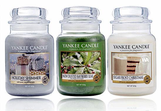 limitowane zapachy yankee candle na zimę 2018
