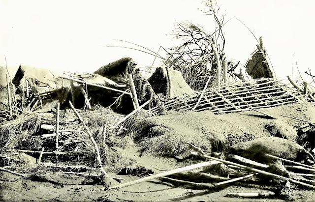 Ruins at Bosoboso.