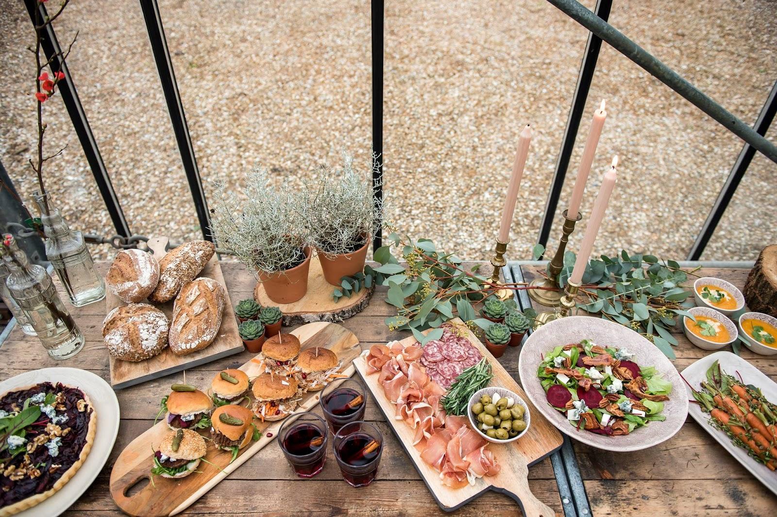 Ongebruikt Eten van een Lekkere Tafel: Sneak Peek Winter Wedding Inspiration NC-98