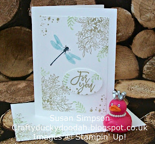 StampinUp! UK Independent  Demonstrator Susan Simpson, Craftyduckydoodah!, Awesomely Artistic, Thoughtful Branches, Supplies available 24/7,
