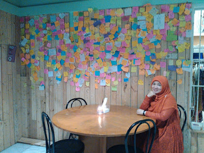 Madam Wang Secret Garden: Tempat Asyik Buat Candle Light Dinner