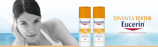Eucerin Sun Fluid anti-età