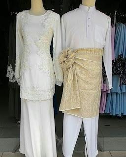 baju akad nikah online