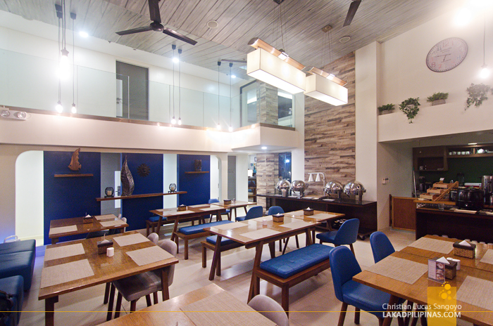 Ferra Hotel Boracay Buffet Restaurant