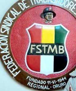 Federaciones bolivianas
