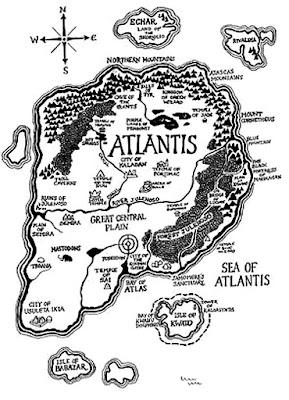 The Stonehenge / Atlantis connection - Atlantis