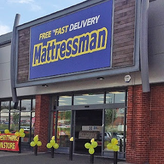 rotherham business news  News  Mattressman beds down in Rotherham News  Mattressman beds down in Rotherham