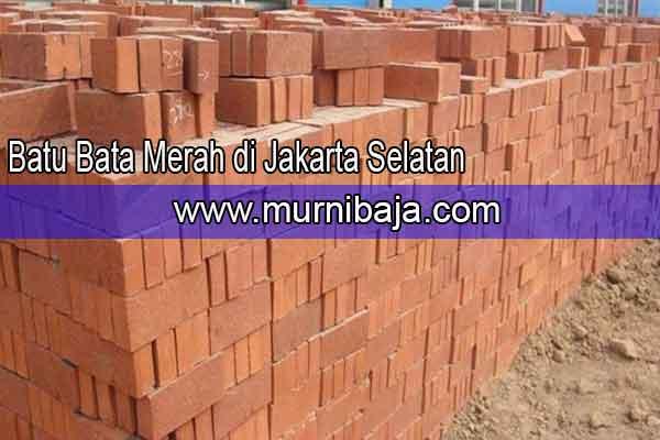 Harga Batu Bata Merah Jakarta Selatan