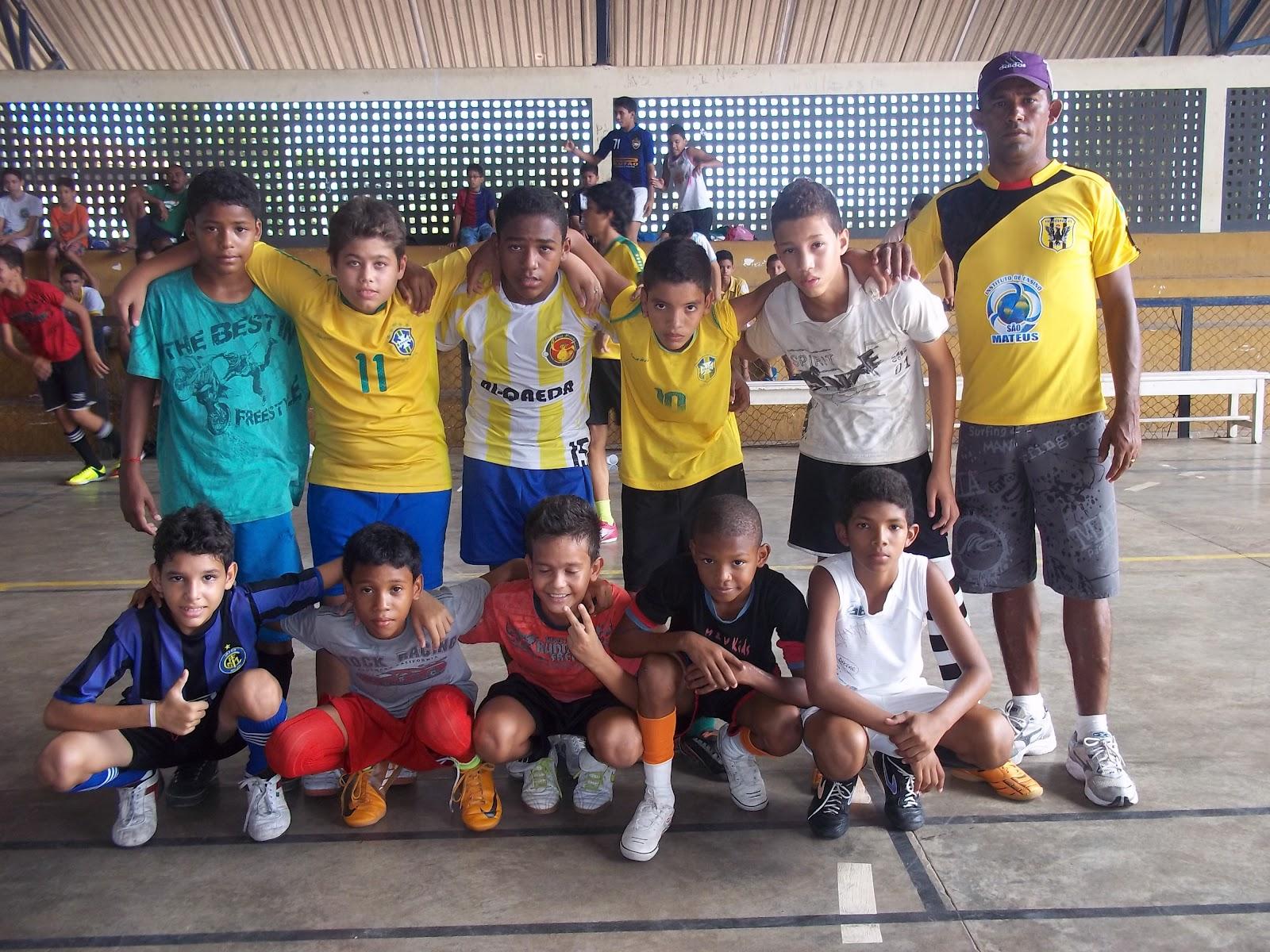 Alianza faz parceira com Colégio São Mateus   FUTSAL PELO PIAUÍ c874b5280b