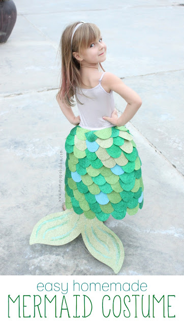 DIY Kid & Family Carnival Costumes 11 - MLI