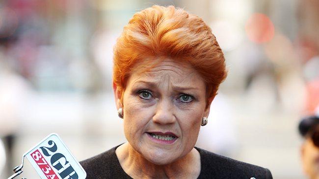 Pauline Hanson: Wanita Bercadar Silahkan Tinggalkan Australia