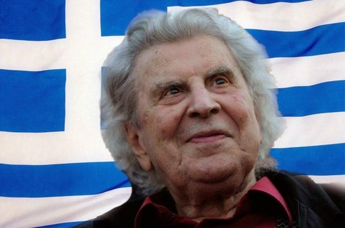 #Μίκης #Θεοδωράκης #συλλαλητήριο #σκοπιανό