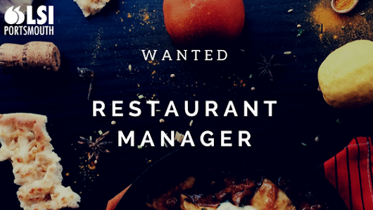 We are Looking for a Restaurant Manager - Is it you?