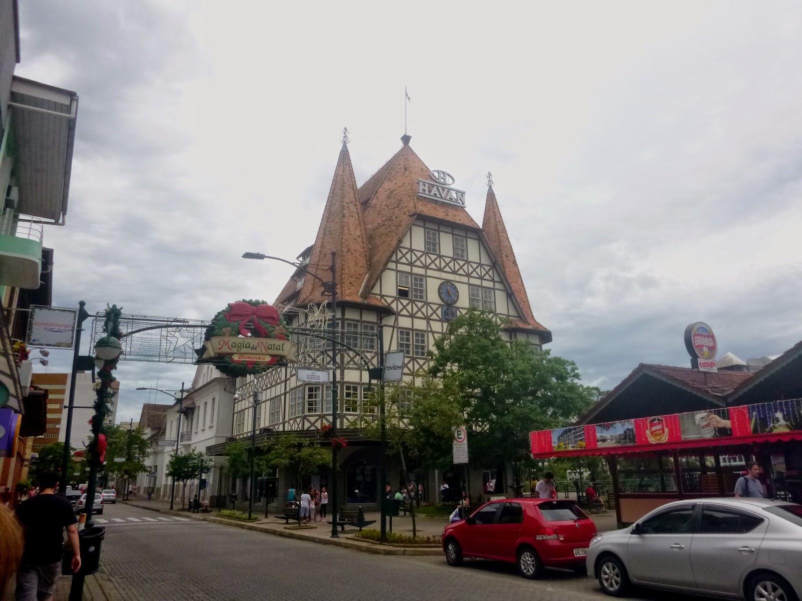 Blumenau - SC - TURISMO E VIAGEM